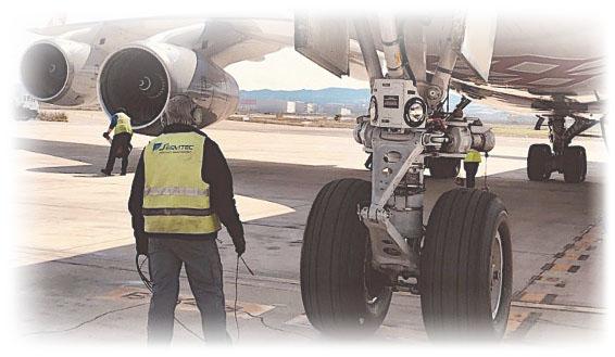 servicios aeronáuticos